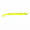 Apex Tackle Paddleworm - Chartreuse Silver Flake
