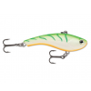 Rapala Slab Rap - Green Tiger UV
