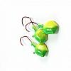 Angler's Quest Gator Jig - Lemon Lime