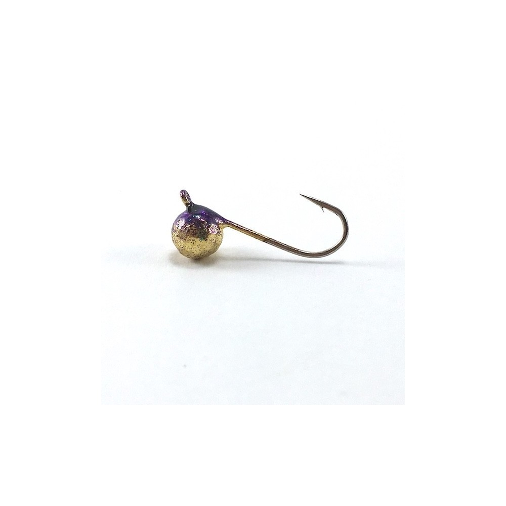 Heavy Metal Tungsten Boogie Ball - Gold Grape