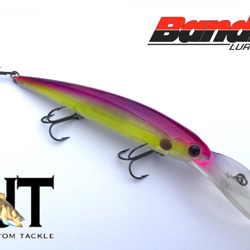 JT Custom Bandit Walleye Deep @ Sportsmen's Direct