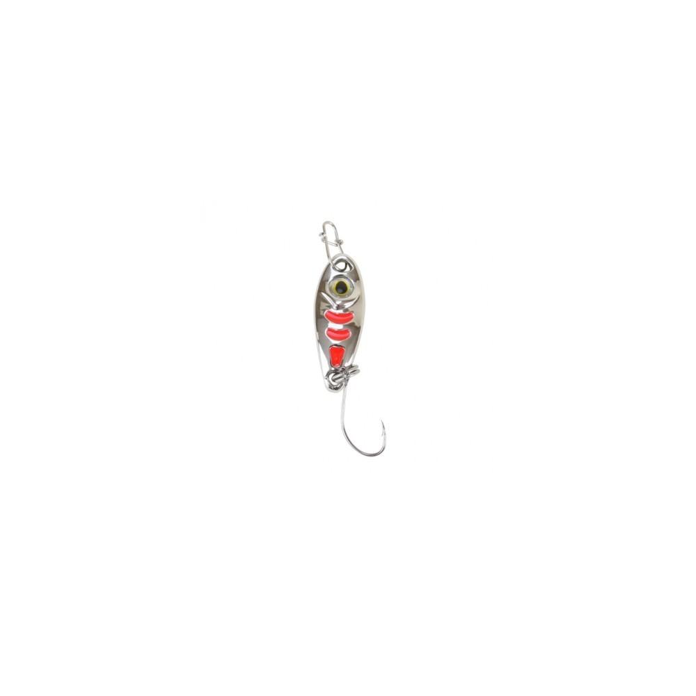 Clam Small Pea Spoon - Silver