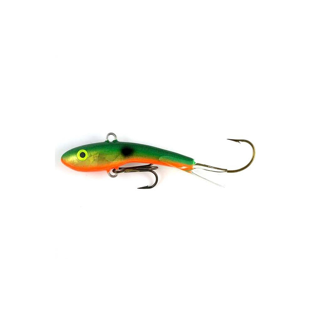 Holographic Shiver Minnows - PK Shad