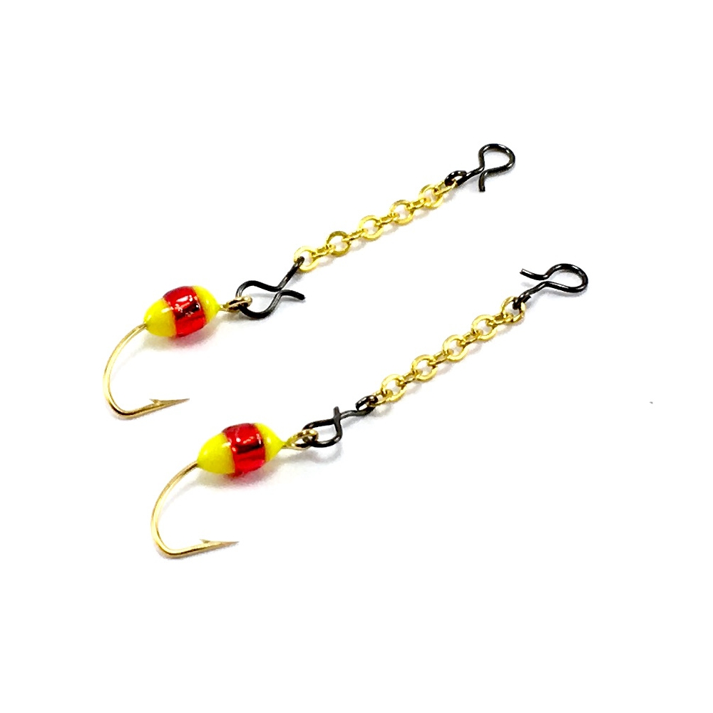 Chain Dropper - Yellow/Red/Yellow