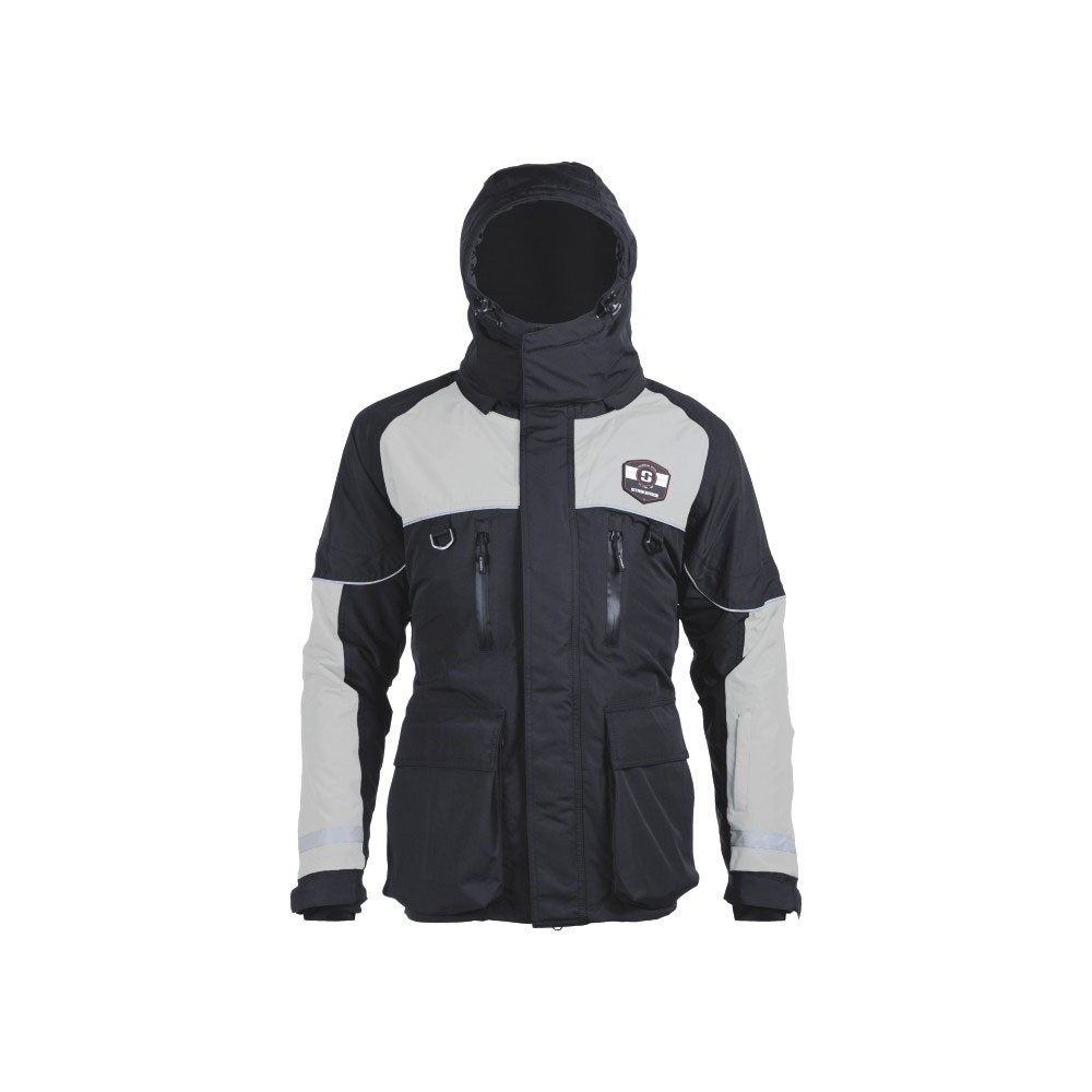 Striker Ice Climate Jacket GRAY FRONT