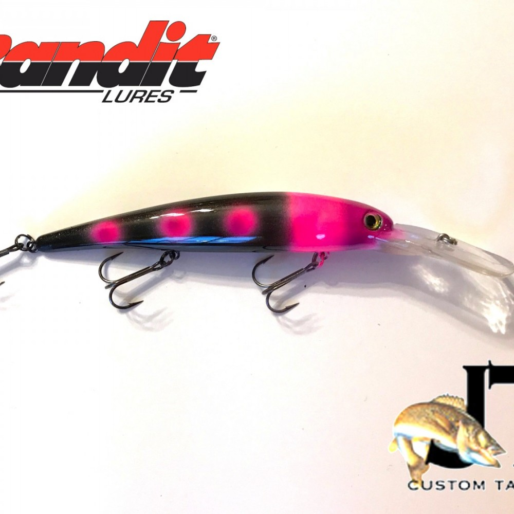 JT Custom Bandit Walleye Deep @ Sportsmen's Direct
