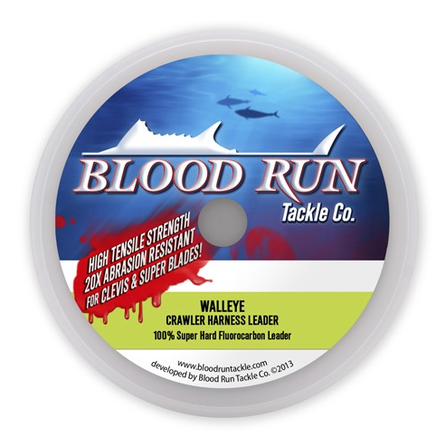 Blood Run Crawler Harness Leader Line @ Sportsmen's Direct