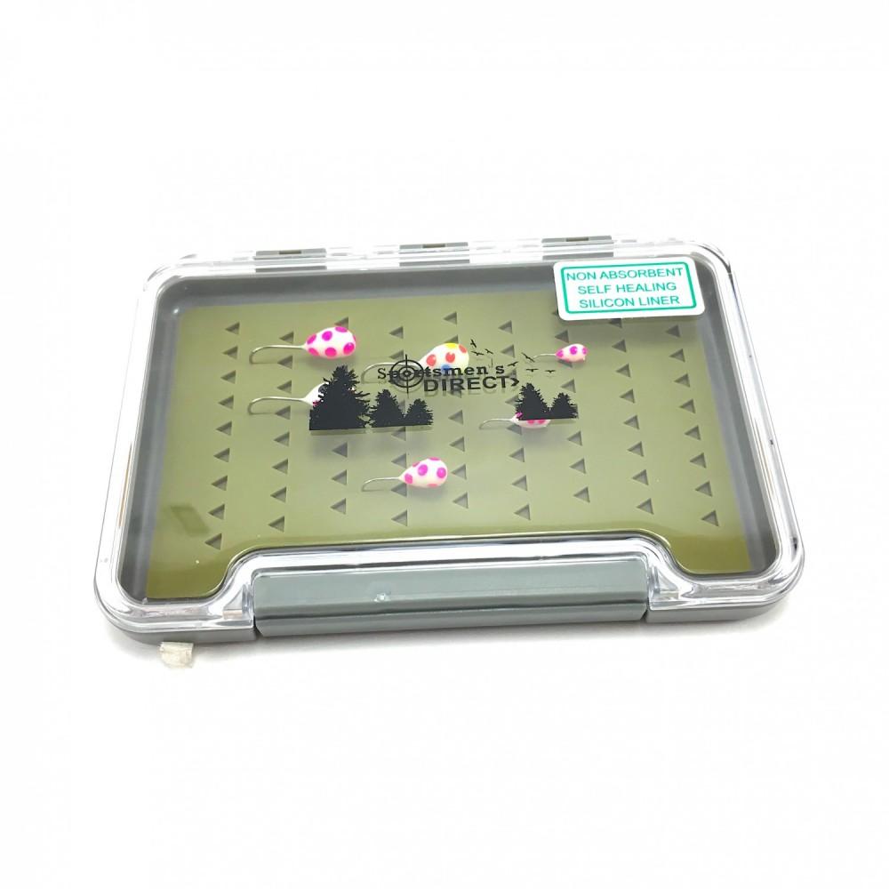 Silicon Tungsten Jig Box - Small