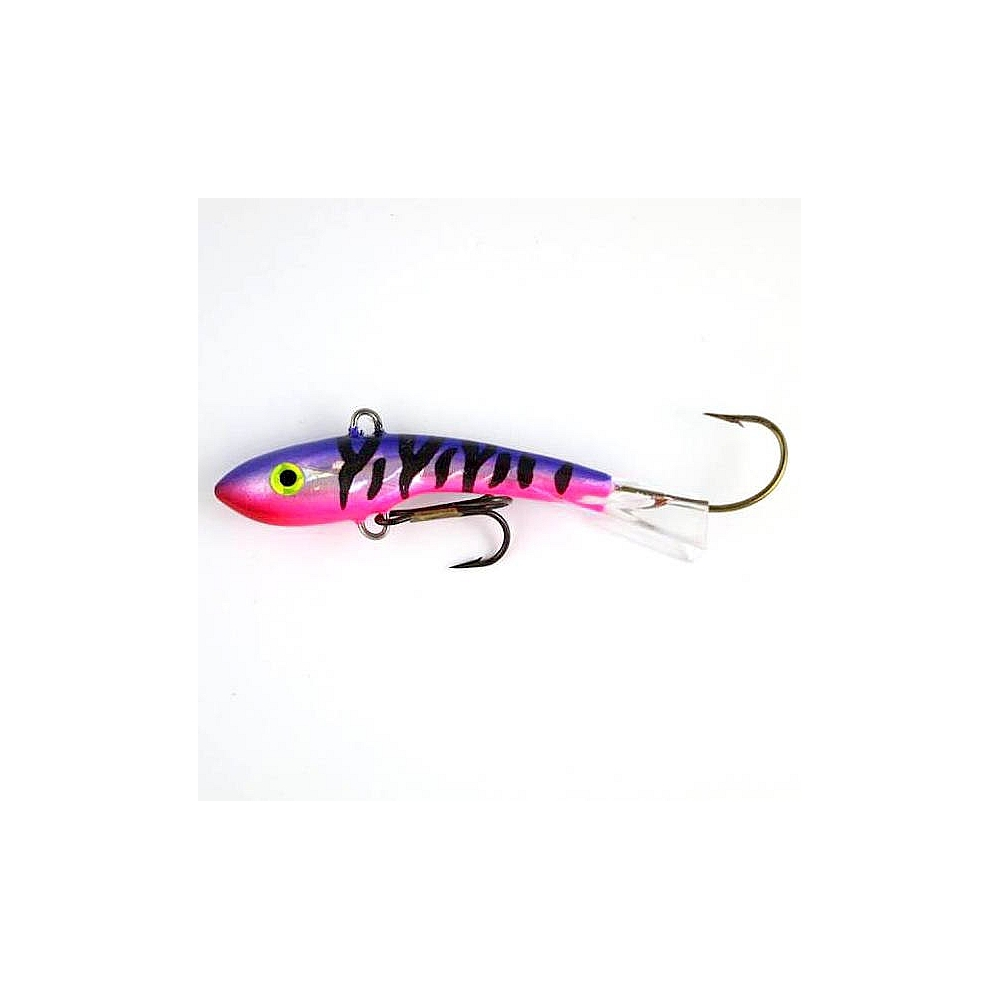 Holographic Shiver Minnows - Topper