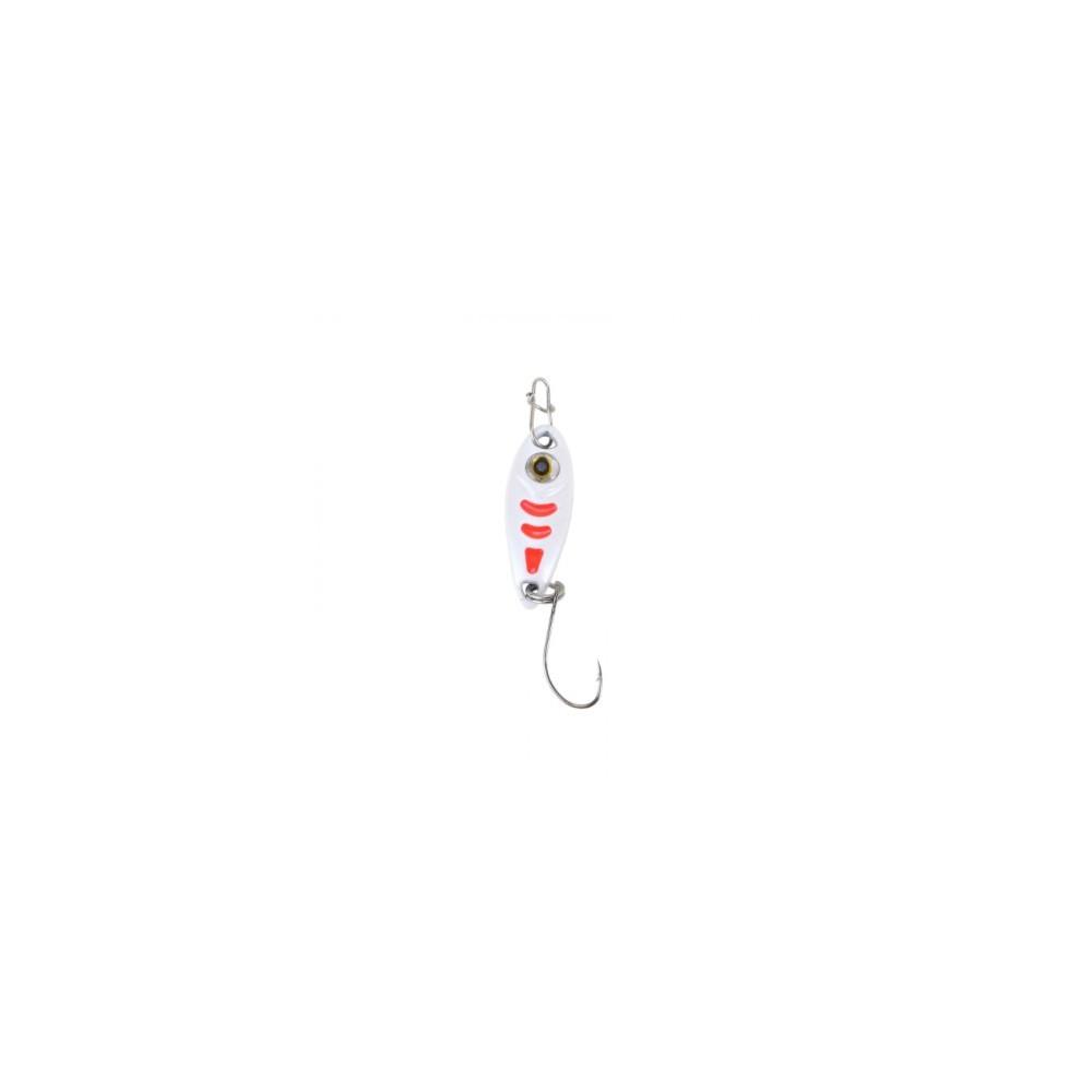 Clam Small Pea Spoon - White