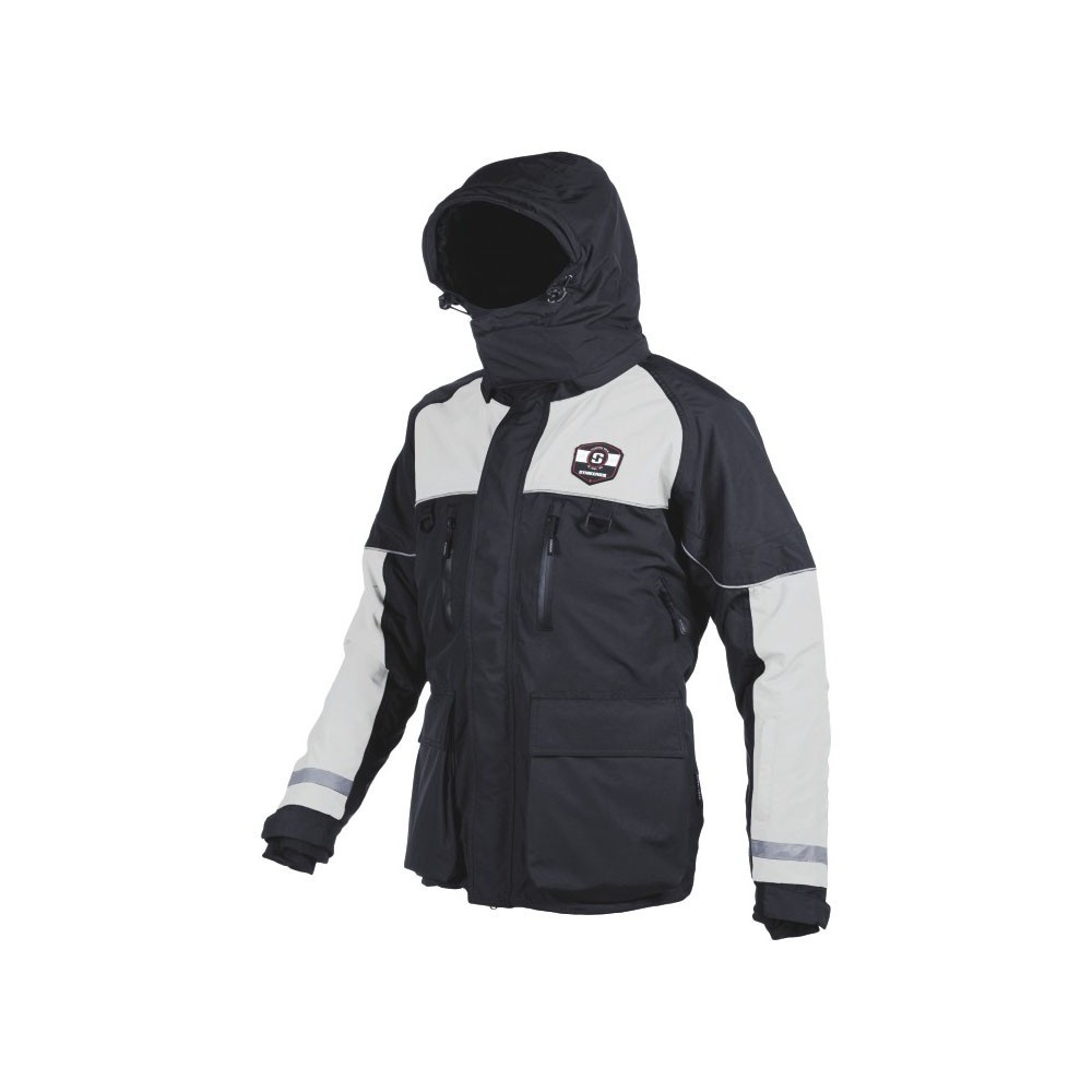 Striker Ice Climate Jacket GRAY SIDE