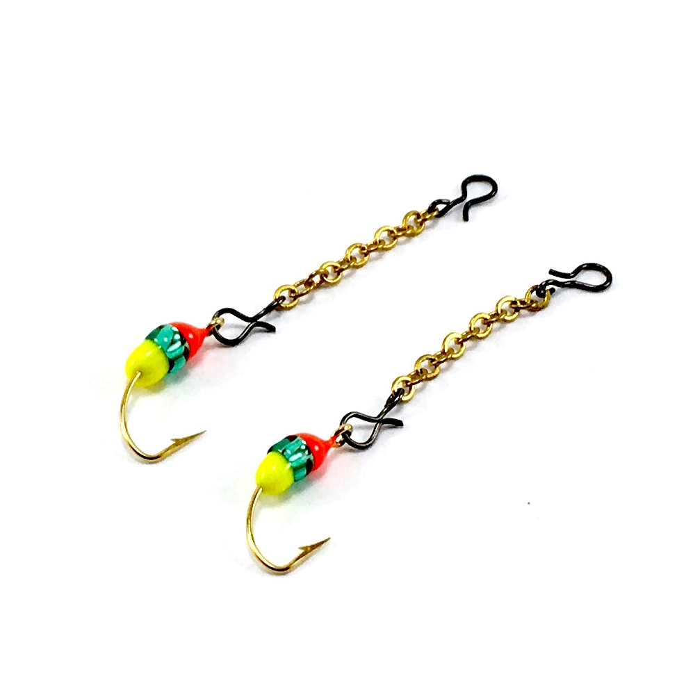Chain Dropper - Red/Green/Yellow