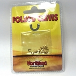 Northland Folded Clevis Gold #1