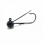 Heavy Metal Tungsten Weedless Ball Jig
