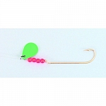 Bear Paw Tackle Flicker Snell Green