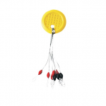 Fishing Basics Rubber Bobber Stop