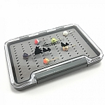 SDI Waterproof Thin Ice Jig Box- Small
