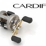 Shimano Cardiff - CDF400A
