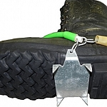 K&E Ice Chisel Boot Cleats