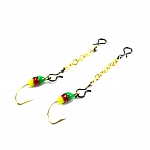 Ice Hopper Dropper Chain 2pack