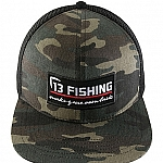 "13 Fishing ""BROCHACHO"" SNAP BACK"