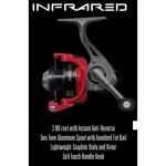 One 3 Infrared Spinning Reel