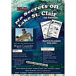 Xtreme Bass Tackle No Secrets on Lake St. Clair Vol 1 Book
