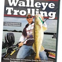Walleye Trolling Book