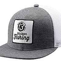 "13 Fishing ""SILVERFOX"" SNAP BACK"