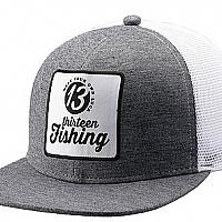 "13 Fishing ""SILVERFOX"" SNAP BACK"