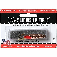Bay De Noc Lures Swedish Pimple