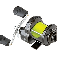 Lews Wally Marshal Signature Series Crappie reel