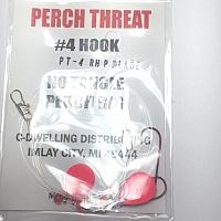 Perch Threat Bladed Perch Rigs