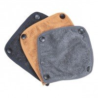 Striker Ice Replacement Wipe Towels - Charcoal
