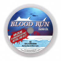 Blood Run Cadence Fluorocarbon Ice Leader