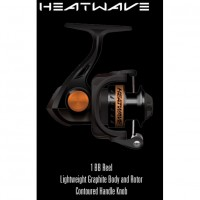 One 3 Heatwave Spinning Reel