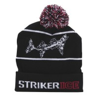 Striker Ice Fossil Pom Hat