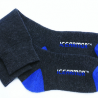 IceArmor Merino Wool-Blend Socks XL/2XL