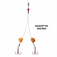 Clam BigTooth Wire Rig