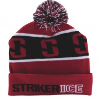 Striker Ice Knit POM Hat