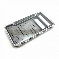 SDI Waterproof Thin Ice jig box w/magnetic slots