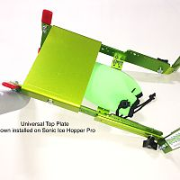 Ice Hopper Universal Top Plate