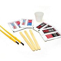 Pro Products Single Rod Epoxy Finish & Glue Kit