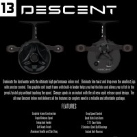 One 3 Descent Ice Reel