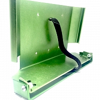 Ice Hopper Pivot Shanty Bracket