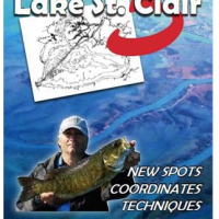 Xtreme Bass Tackle No Secrets on Lake St. Clair Vol 3 Book