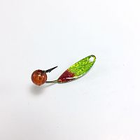 Ice Hopper #1 Bead Spoon UV Anti Clown